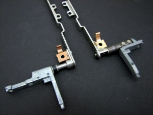 LCD/Screen Hinge/Hinges Pair